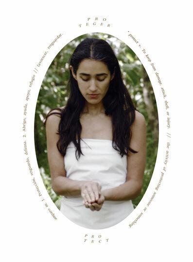 Tatiana Parcero, 'Fin y Principio (Proteger)', 2007