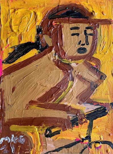 Monica Kim Garza, 'Summer Biker', 2021