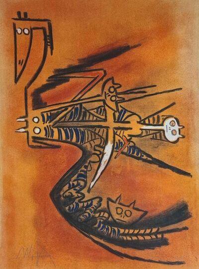 Wilfredo Lam, 'PLENI LUNA ', 1974