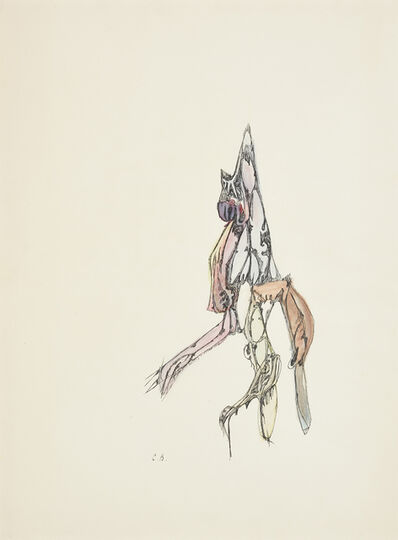 Camille Bryen, 'Untitled'