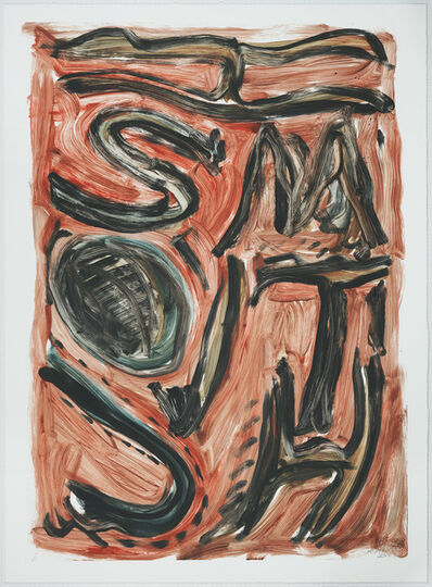 Josh Smith, 'Name Print I (WHE-JS#15)', 2009