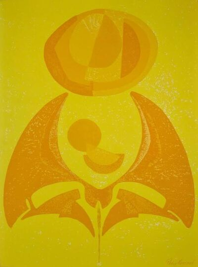 Pedro Coronel, 'Canto solar', ca. 1979