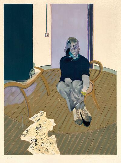 Francis Bacon, 'Self-Portrait (S. 12, T. 7)', 1977