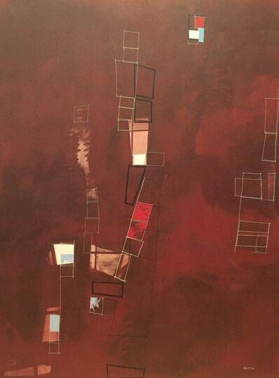 Jason Gettig, 'Red Emerge', ca. 2014