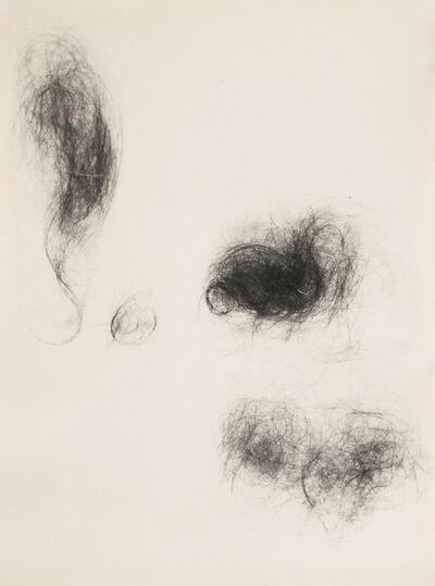 Běla Kolářová, 'Four Knots of Hair', 1964