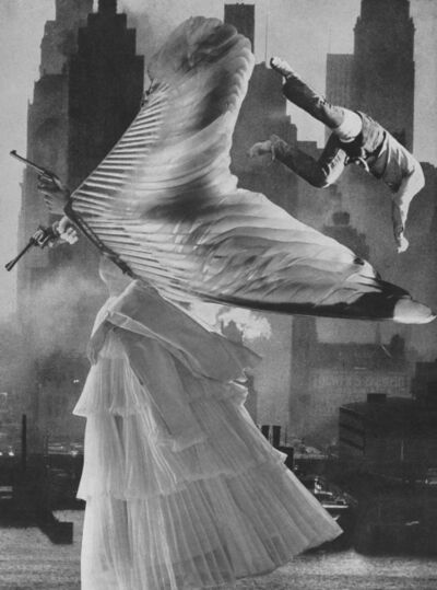 Toshiko Okanoue, 'A Trait Angel', 1954
