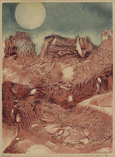 Max Ernst, 'Vue de ma Fenêtre', 1960
