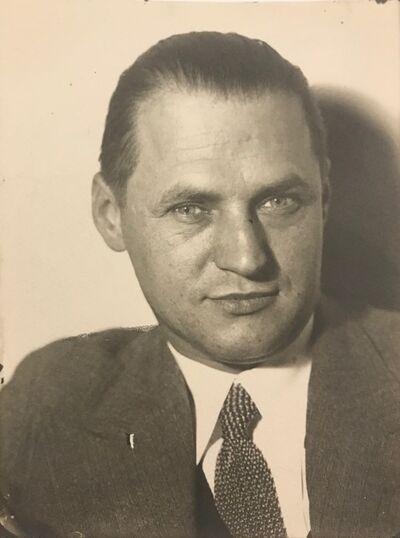 Florence Henri, 'Kurt Wilhelm Kästner', 1930