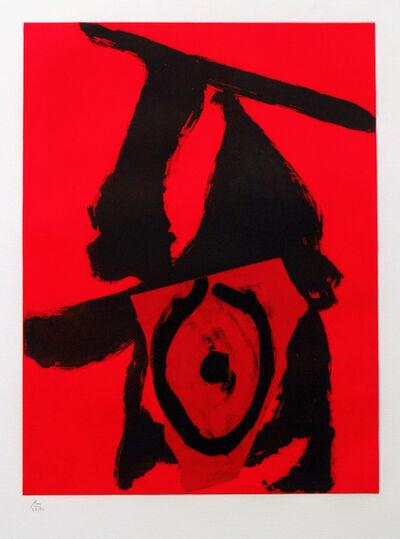Robert Motherwell, 'The Red Queen', 1989