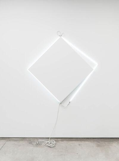 François Morellet, '2+4 angles droits nº4 - 12053', 2012
