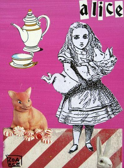 Zoa Ace, 'Alice', 2016
