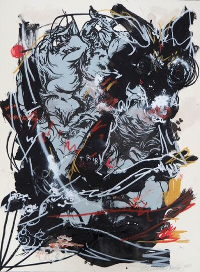 Willehad Eilers, 'Meat and Hyenas', 2014