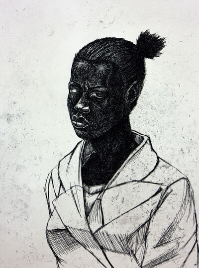 Kerry James Marshall, 'Untitled (Woman)', 2010