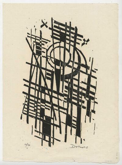 Werner Drewes, 'Tree Pattern', 1961