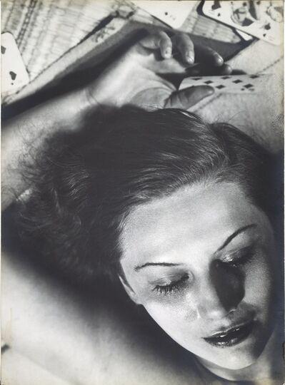 Florence Henri, 'Female cards', 1930