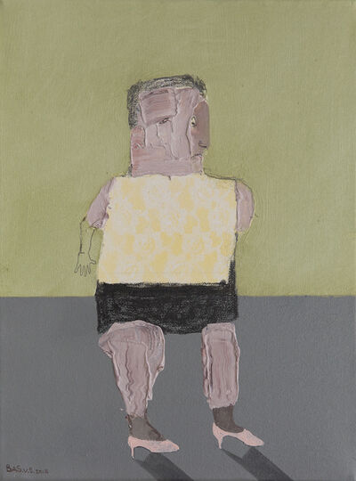 Bastiaan van Stenis, 'Heels', 2018