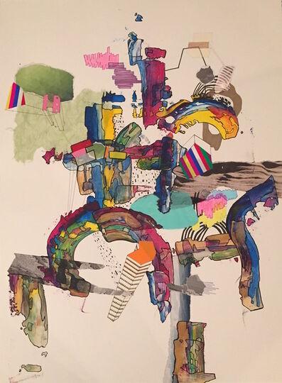 Yuni Lee, 'Living Architecture', 2015