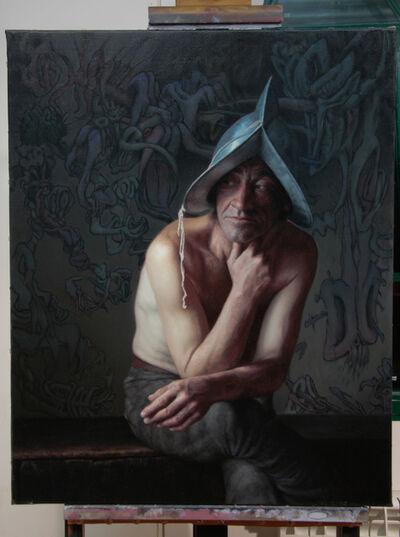 PABLO SANTIBÁÑEZ SERVAT, 'Soldier', 2018