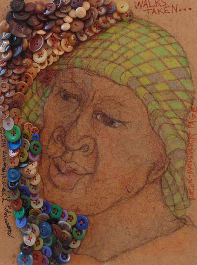 Aminah Brenda Lynn Robinson, 'Walks Taken'