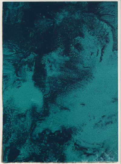Joe Goode, 'Ocean Blue 23 (Color Test Print #8)', 1990