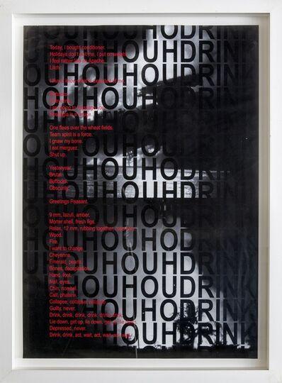 Gilles Furtwängler, 'Door to Beach'