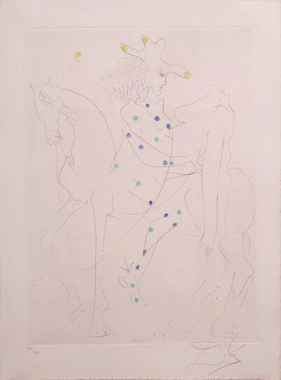 Salvador Dalí, 'Picasso's Horse', 1968