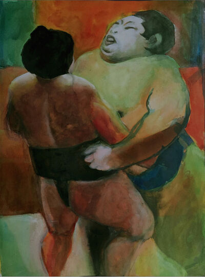 Barbara Herzfeld, 'Sumo 1', 2016