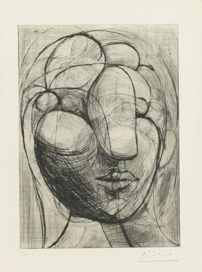 Pablo Picasso, 'Sculpture. Tête de Marie-Thérèse', 1933