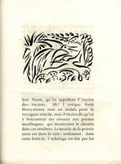 Achille Emile Othon Friesz, 'Le pacte de l'écolier Juan', 1920