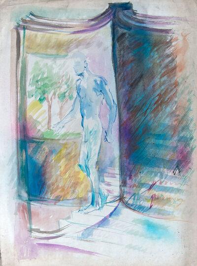 Antonio Hin-yeung Mak, 'A new page', 1990s