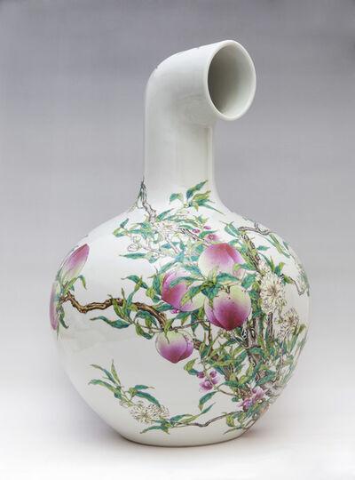 Xu Zhen 徐震, 'Vault-of-Heaven Vase', 2013