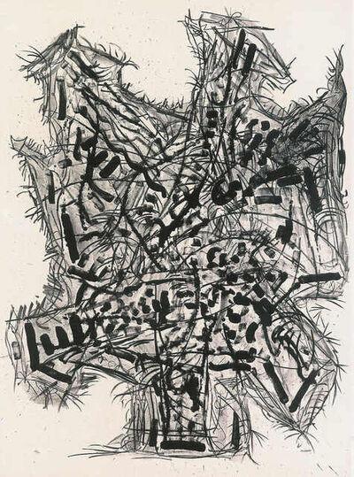 Jean-Paul Riopelle, 'Suite Général', 1972