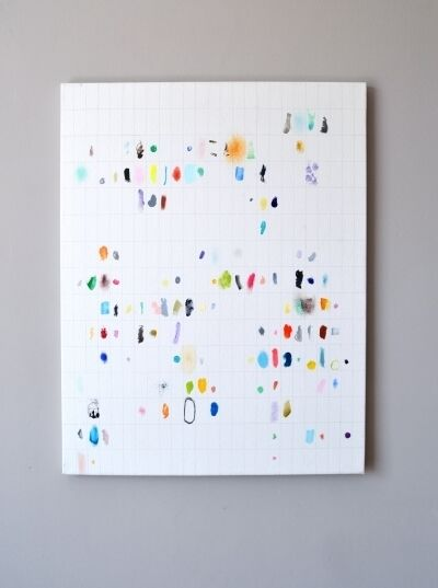 Ana Bidart, 'Yearbook: Grid 0', 2016