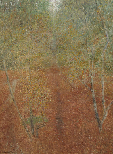 Richard Eurich, 'Early autumn, New Forest', 1984