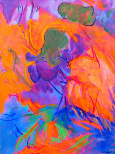 Evelyne Ballestra, 'Spring Sudden Shower', 1996