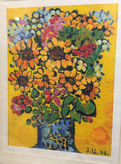 Zurab Konstantinovich Tsereteli, 'Sunflowers', 2002