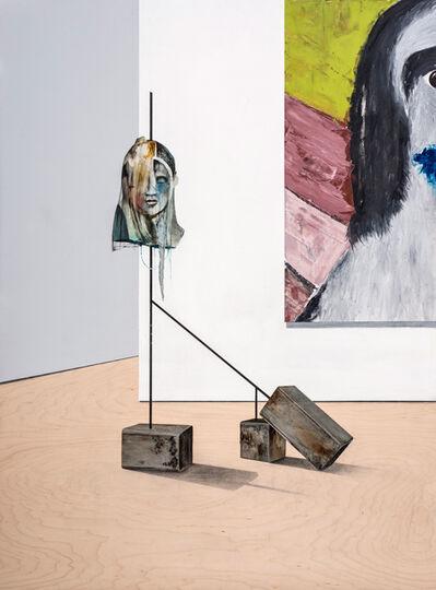 Kevin Earl Taylor, 'Homage', 2017
