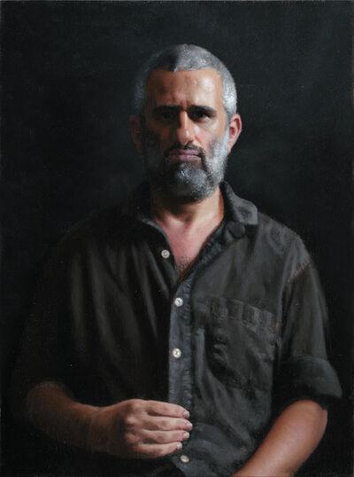 Aram Gershuni, 'The Missing Button (Self-Portrait)', 2016