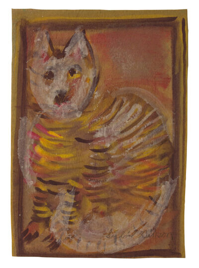 Sybil Gibson, 'Untitled (Cat)', 1970s