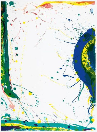 Sam Francis, 'Untitled', 1986