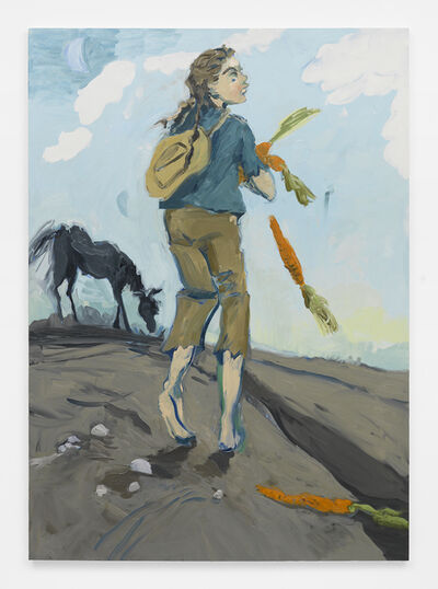 Jane Corrigan, 'Gatherer', 2015