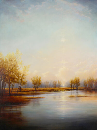 Victoria Adams, 'Grasslands Shore', 2021