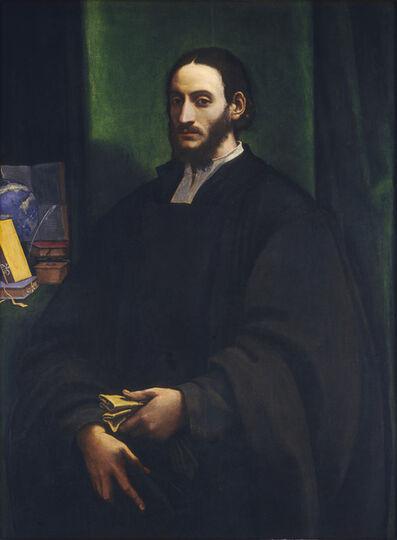 Sebastiano del Piombo, 'Portrait of a Humanist', ca. 1520