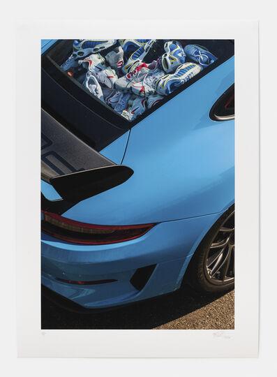 Julien Boudet, ' Julien Boudet GT3 RS, Tailwind et Shox', 2020