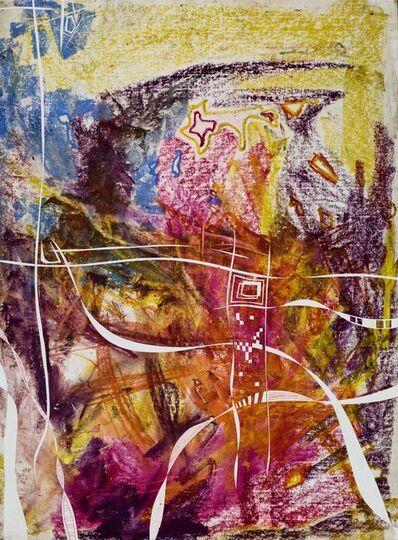 Leikun Nahusenay, 'Mixed Media Series IX - Untitled', 2015