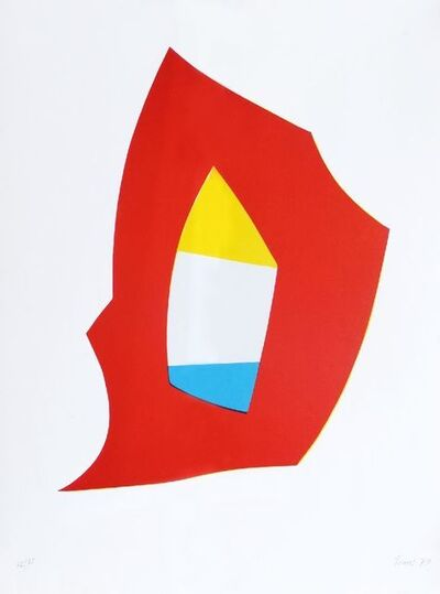 Merlyn Evans, 'Untitled', 1973