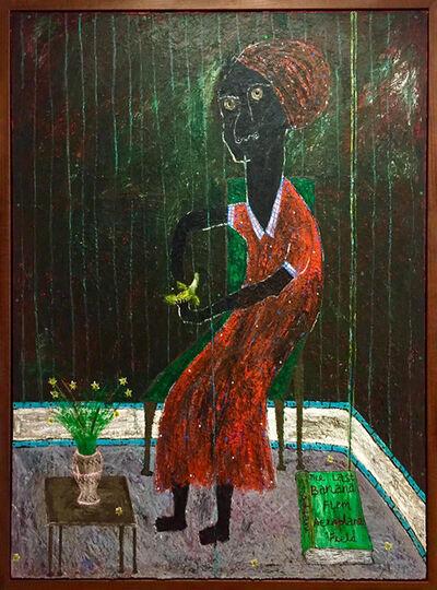 Adjani Okpu-Egbe, 'The Last Banana From Aeroplane Field', 2018