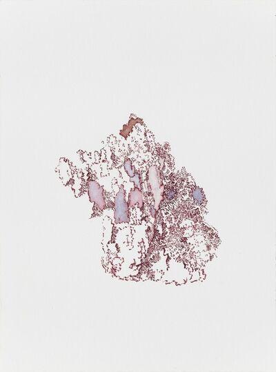 Shi Xinji, 'Floating Jad of East Mountain No.12', 2014