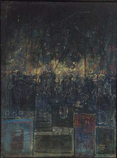 Abdullah Hammas, 'Untitled 41', 1978