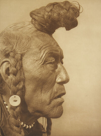 Edward Sheriff Curtis, 'Bear Bull - Blackfoot', 1907-1930